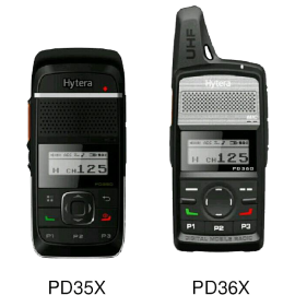 Hytera PD 355/355LF/365/375